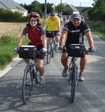 Bike tours Dordogne, Loire, Provence, France.
